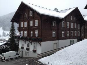 スイスボーディングスクールロゼ・ゲシュタルト校