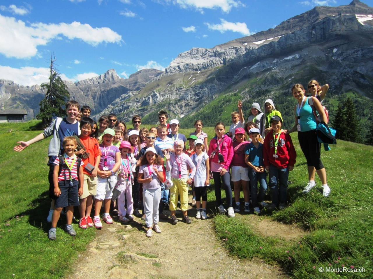 Monte Rosa Hiking-s