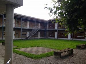 スイス・ローザンヌのフランス語サマーキャンプ・宿泊施設