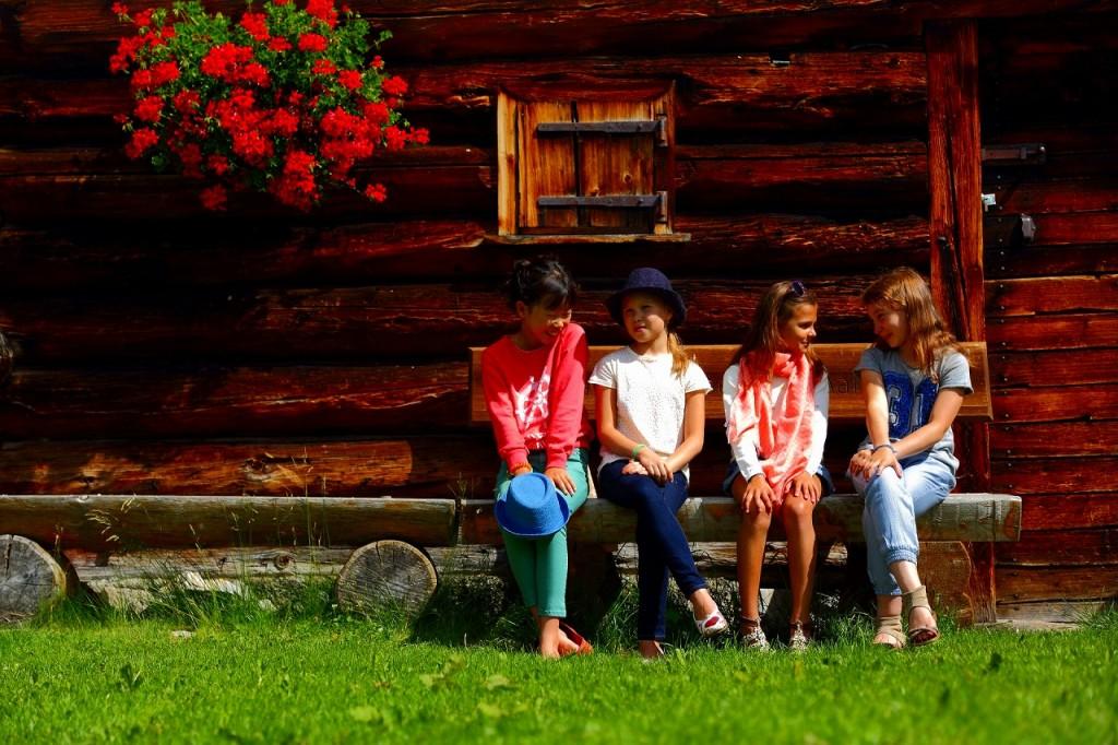 スイスサマーキャンプ2014年アリアナ