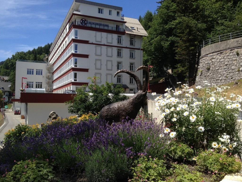 スイスの寄宿舎LAS校