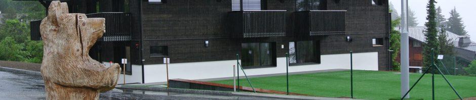 ラ・ガレンの新しい寮、Beasu Siteへ