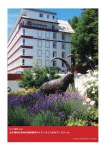 スイス夏休み短期留学サマーキャンプ資料