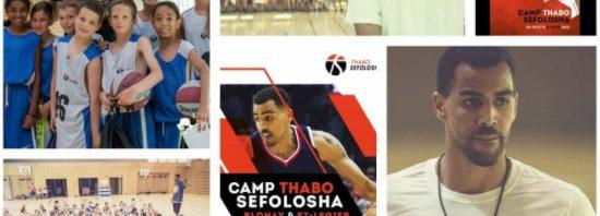 シャントメルレ校のバスケットボール&語学プログラム