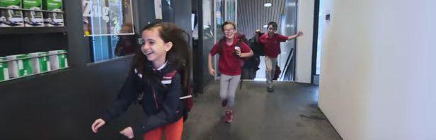 モンタナ・ツーゲルベルク校の紹介ビデオ