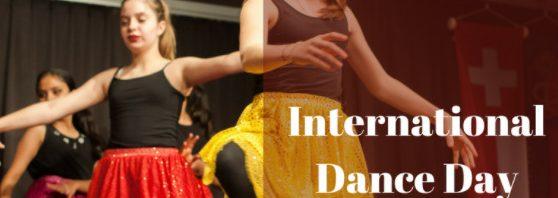 コレージュ・ドゥ・レマン ダンスの日