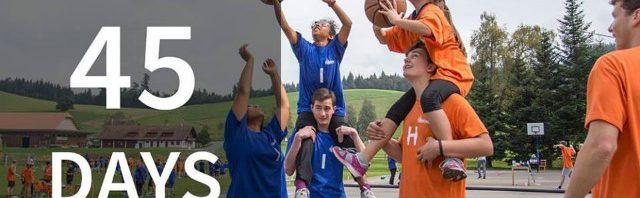 モンタナ・ツーゲルベルク校サマースクールが、約1ヶ月後に始まります!