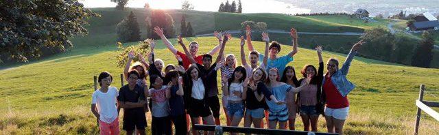 モンタナ・ツーゲルベルク校の2017年サマースクールも終了
