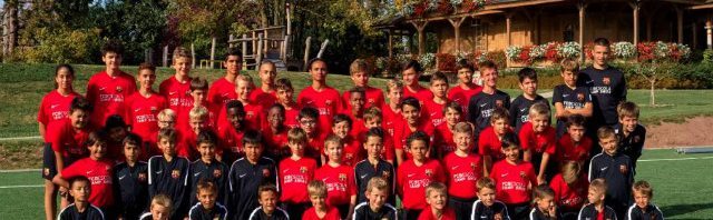 サマースクールにFCバルセロナのコーチがやってくる!