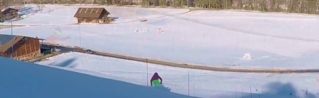 ル・ロゼのスキーチーム