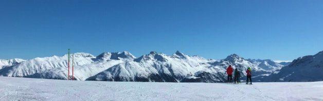 インスティテュート・モンタナ・ツーゲルベルクのスキー旅行