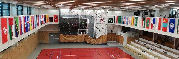 LASの施設紹介②-体育館・美術室-