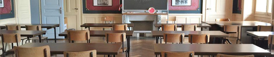 インスティテュート・モンテ・ローザ校の施設紹介①-教室、ジム-