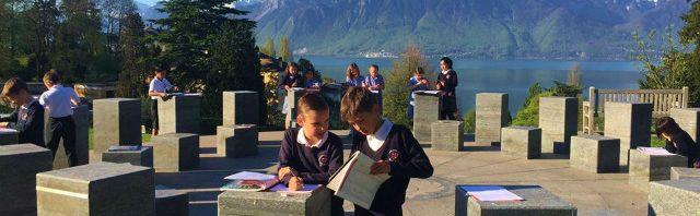 セント・ジョージズ・インターナショナル・スクール 4月の学校生活