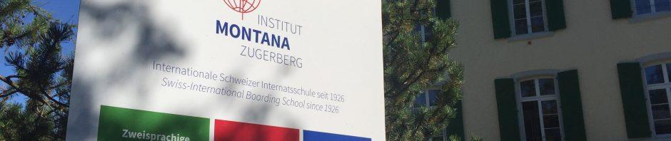 インスティテュート・モンタナ・ツーゲルベルクのサマースクールを訪問してきました!