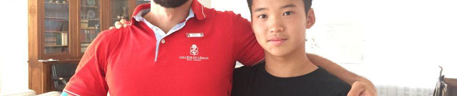 コレージュ・ドゥ・レマンのサマースクールを訪問してきました!