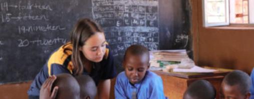 エイグロン・カレッジ 2018年ルワンダ奉仕プロジェクト
