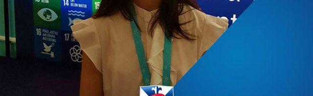 グローバルゴール学生サミットに参加 コレージュ・シャンピテ