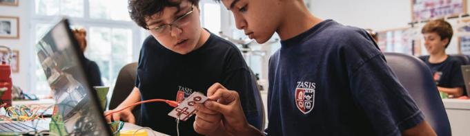 タシス  サマースクール 11〜13歳のプログラムをご紹介