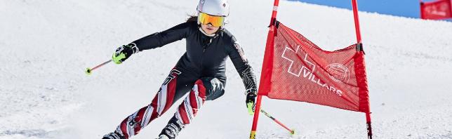 プロのコーチによるスキーレッスン:ラ・ガレン