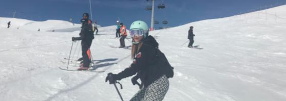 タシス・アメリカン・スクールのスキーウィーク