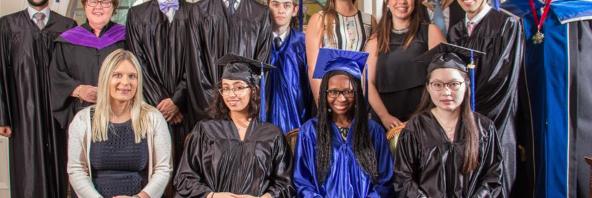 インスティテュート・モンテ・ローザの高校卒業証書は通常の学位以上