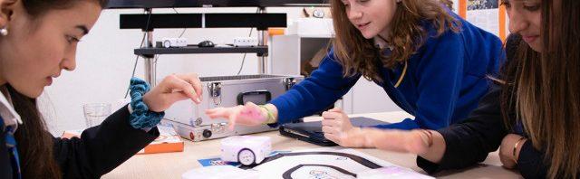 ロボット工学を学ぶ:ル・リージェント・クラン・モンタナ・カレッジ