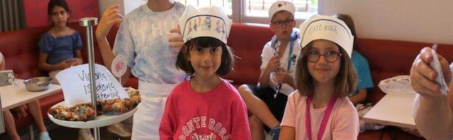 2020年サマースクールの100% Fun for Kids :インスティテュート・モンテ・ローザ