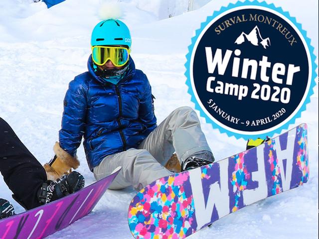 サーバル・モントルー 2020年ウィンターキャンプ