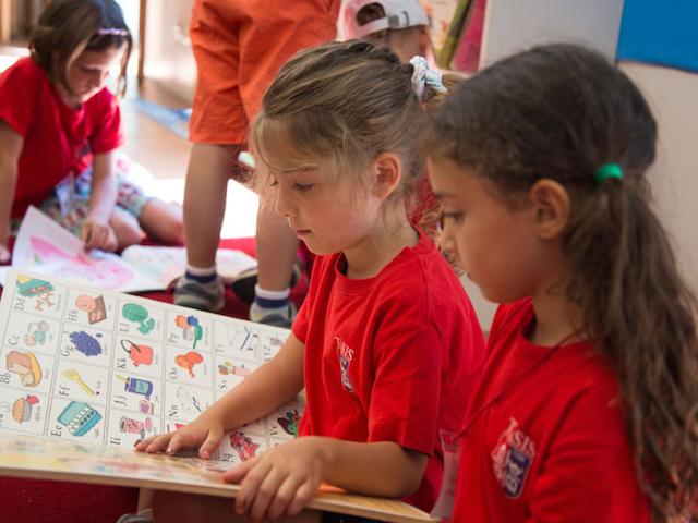 タシス・アメリカン・スクール2020年サマースクール:4歳半〜6歳プログラム