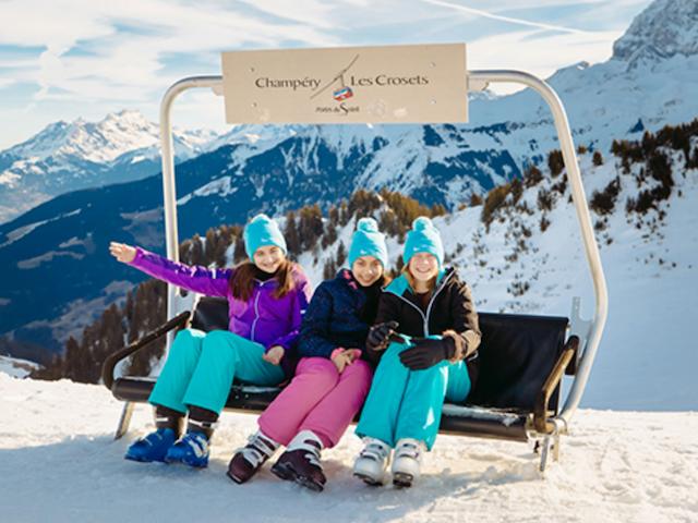 キャンプスイス(Camp Suisse) 2021年ウィンターキャンプ